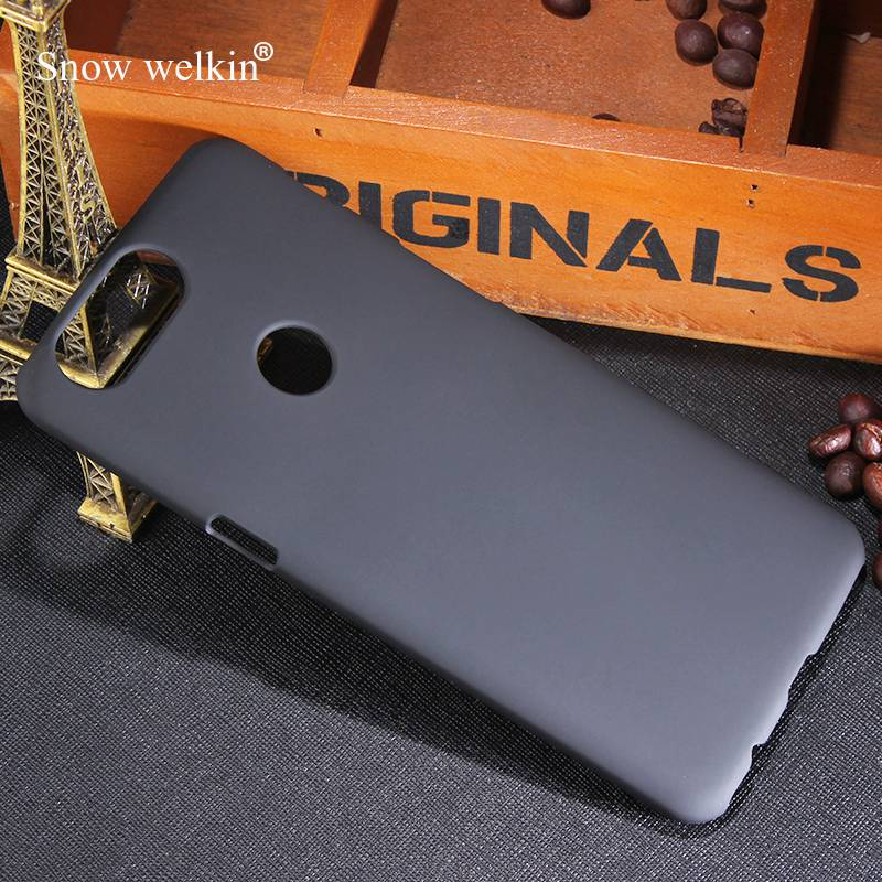 Snow Welkin For OnePlus 5T One Plus 5T 1+5T Rubberized Matte Plastic Hard Case Cover For OnePlus 5T