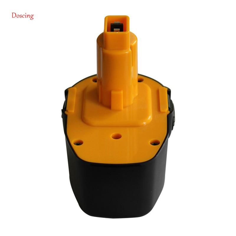 Está sendo produzido DEW-14.4 Nova bateria de Substituição para Dewalt ferramenta de poder da bateria 14.4 V 3000 mAh DC9091 DE9038 DW9094