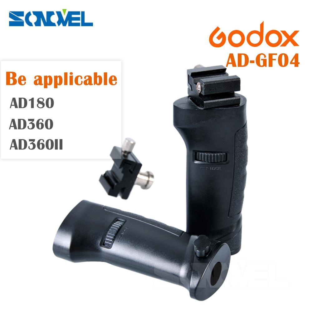Godox Горячий башмак флэш ручка держатель вспышки FG-40 FG40 для AD180 AD360 AD360II GODOX светодиодные фонари