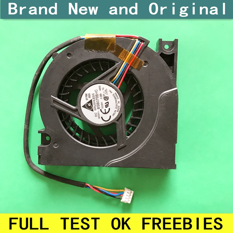 New CPU laptop cooling fan Notebook Cooler radiador do dissipador de calor para LENOVO IdeaCentre A600 All-in-One PC AIO AIOs GPU cpufan gpufan