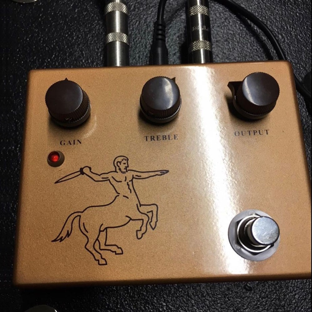 Hecho a mano Klon Pedal con efecto Overdrive en partes De la Guitarra y accesorios Overdrive Pedal De Guitarra