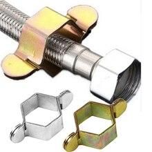 Hortum altıgen somun anahtarı su ısıtıcı musluk boru anahtarı tuvalet altıgen Allen tuşları Hex seti halka anahtarı Allen anahtarı aleti