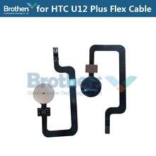 Fingerprint Flex Kabel für HTC U12 Plus Home-Taste Sensor Flex Kabel Band für HTC U12 Plus Telefon Ersatz Teile arbeits