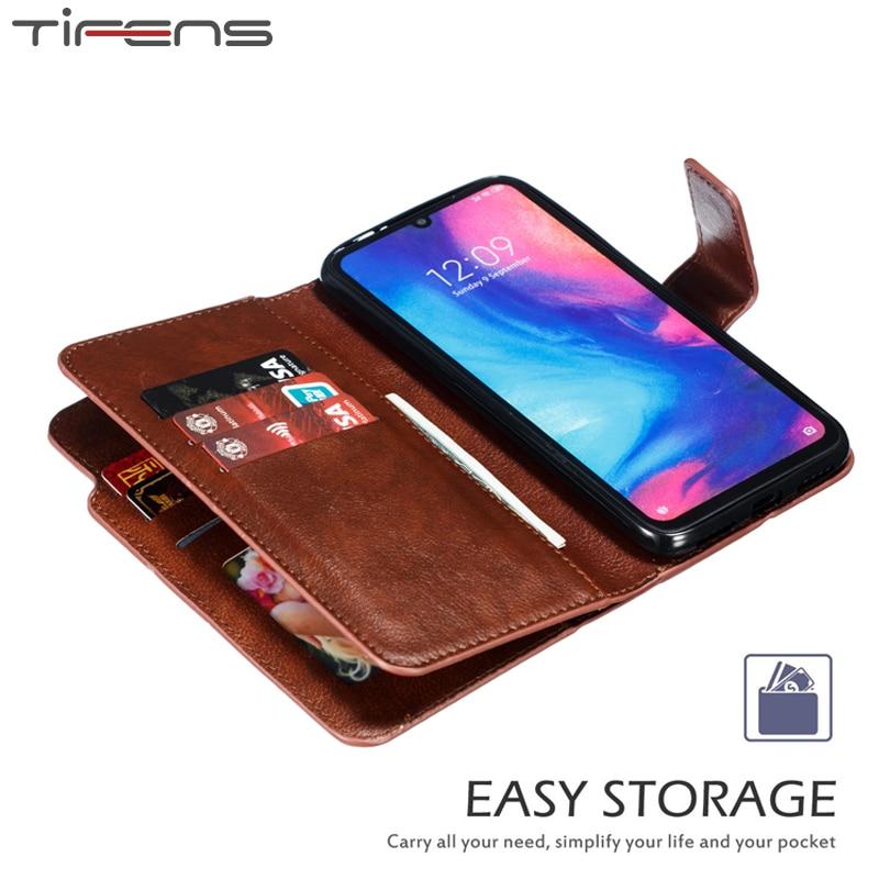 Leather Wallet Flip Case For Xiaomi Mi Poco X3 9 8 Lite Ultra CC9 E Redmi 9A 7A 6A Note 4 4X 5 6 7 8