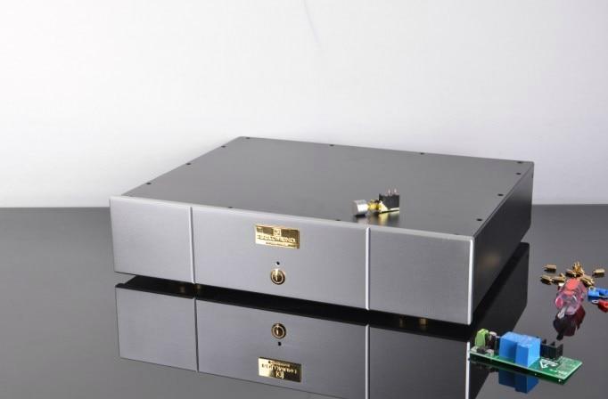 Chasis de imitación de amplificador Gawain de 430x95x340mm/carcasa de decodificador DAC/carcasa de amplificador caja DIY