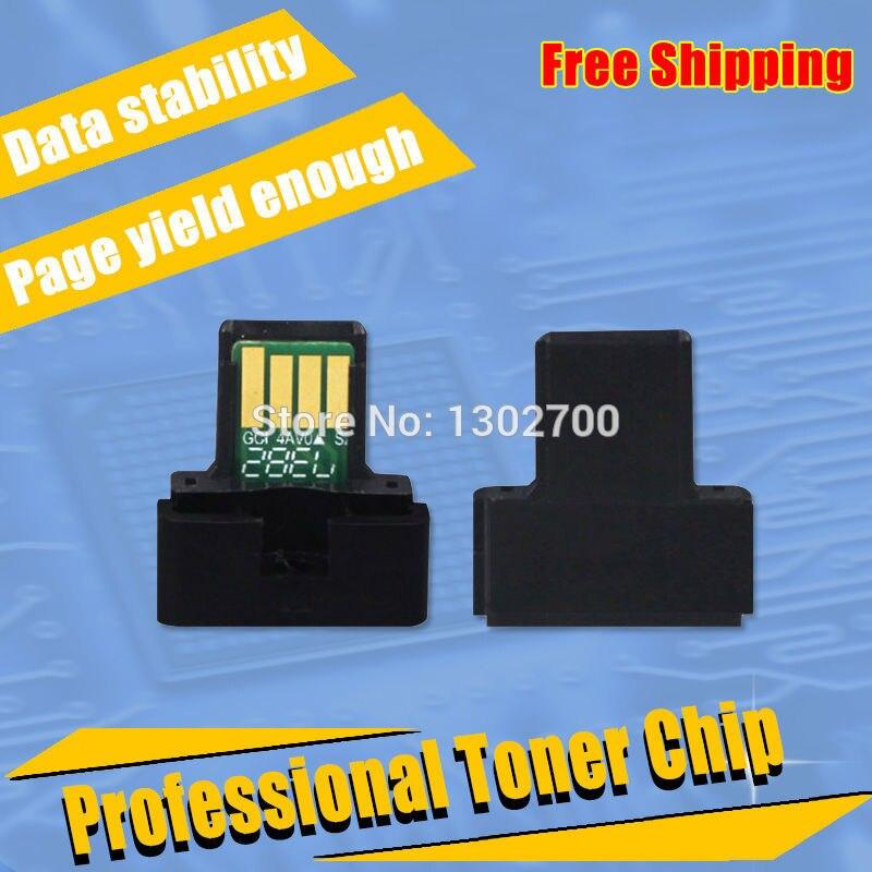 AL-204TD AL204TD 204TD chip de cartucho de tóner para sharp AL2021 AL2031 AL2041 AL2051 AL 2021, 2031, 2041, 2051 impresora polvo reseteador