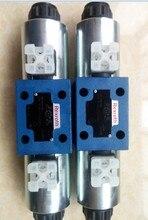 Rexroth vanne électrovanne 4WE10 H3X/CG24N9K4   Vanne hydraulique
