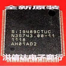 10 piezas SIL9489CTUC SII9489CTUC SIL9489 SII9489 TQFP128