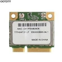 Беспроводная мини-карта PCI-E AR5B93 AR9283, Wi-Fi 300 Мбит/с для Atheros # L059 #, Новинка