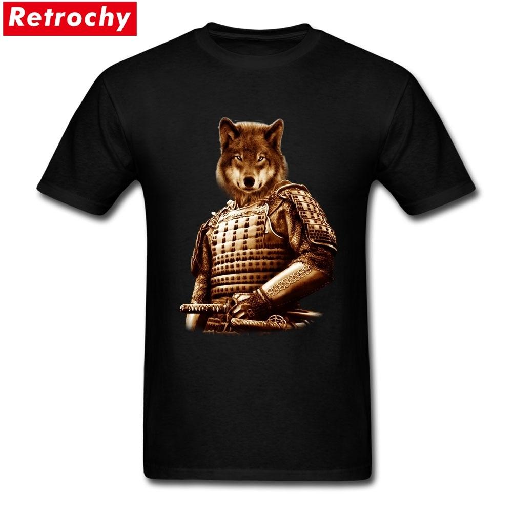 Camiseta con estampado personalizado The Last Samurai para hombre diseño A camiseta blanca de manga corta XXXL