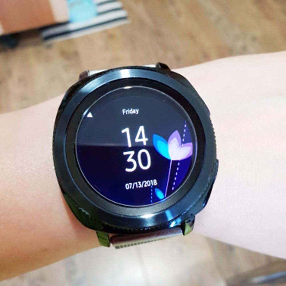 For Samsung Gear Sport / S4 Tempered Glass 9H 2.5D Premium Screen Protector Film For Samsung Gear S4 / Gear Sport SmartWatch