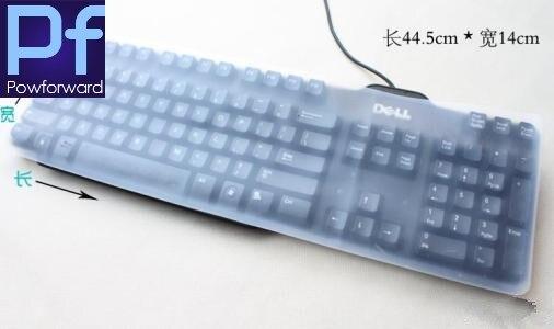 Universal 12 13,3 14 15 15,6 17 19 22 24 27 cubierta de teclado de pulgadas para HP dell Asus Acer Samsung Fujitsu del teclado protector de teclado protector