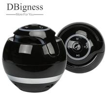 Abuzhen Bluetooth Lautsprecher Mini Tragbare Lautsprecher Boombox Lautsprecher Sound MP3 mit FM Radio Mic für iPhone Xiaomi Samsung