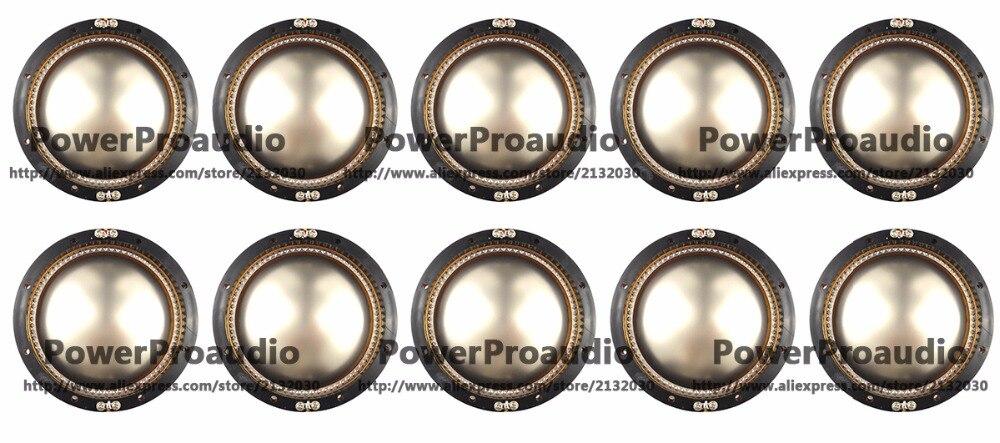 PEÇAS de Reposição para JBL 2445J 10 2441J D16R2445 Para Chifre Diafragma Driver 16 Ohm