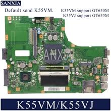KEFU K55VM carte mère dordinateur portable pour ASUS K55VM K55VJ A55V carte mère dorigine