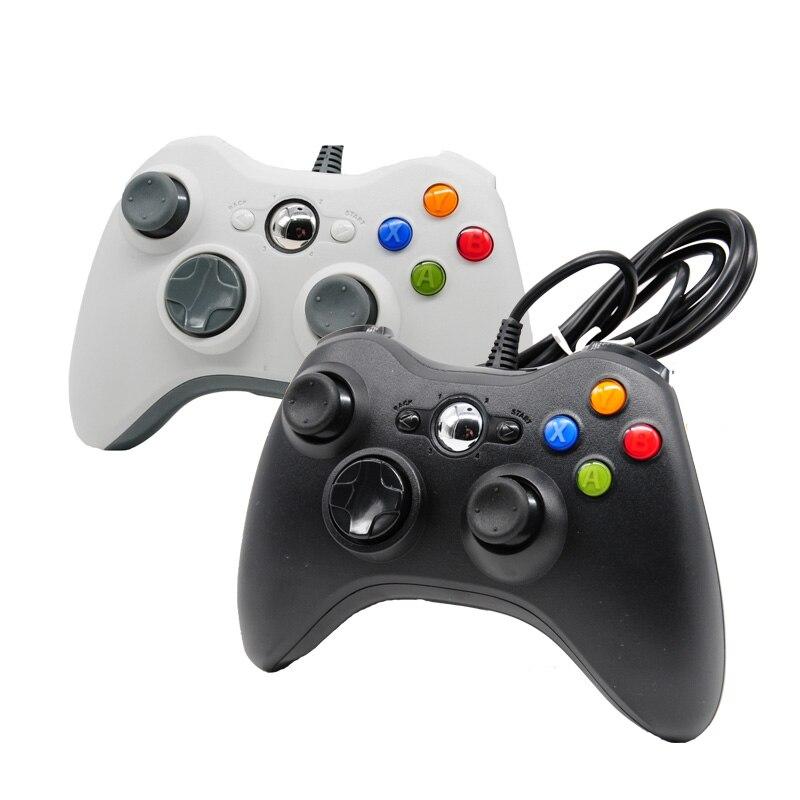 Mando con Cable USB para Xbox 360, PC, mando con Cable USB...