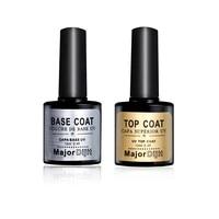 12ml new nail gel polish soak off uv top coat base coat gel polish long lasting nail gel lacquer