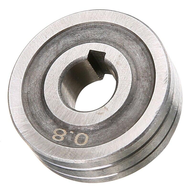 High Precision Wire Feed Wheel 0.6X0.8 Mig Welder Wire Drive Wheel