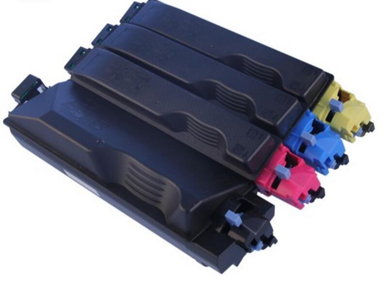 4 piezas nuevo tóner de fotocopiadora compatible cartucho TK5280 para Kyocera ECOSYS m6235ciding/m6635idn/P6235cdn TK-5280 tóner de color kcmy