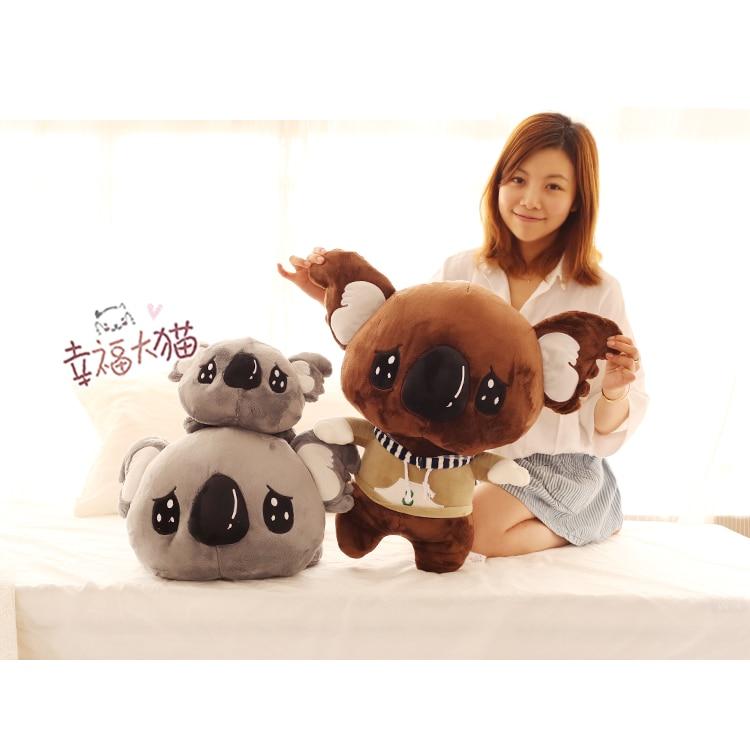New arrive Cute koala plush toy doll koalas doll birthday gift