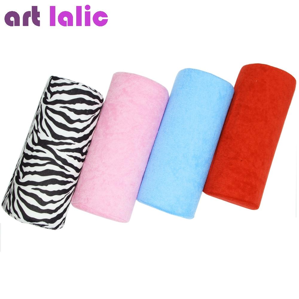 Подушка для дизайна ногтей мягкая подушка для рук отдых уход за маникюром оборудование для салонов выбор цвета # B Artlalic