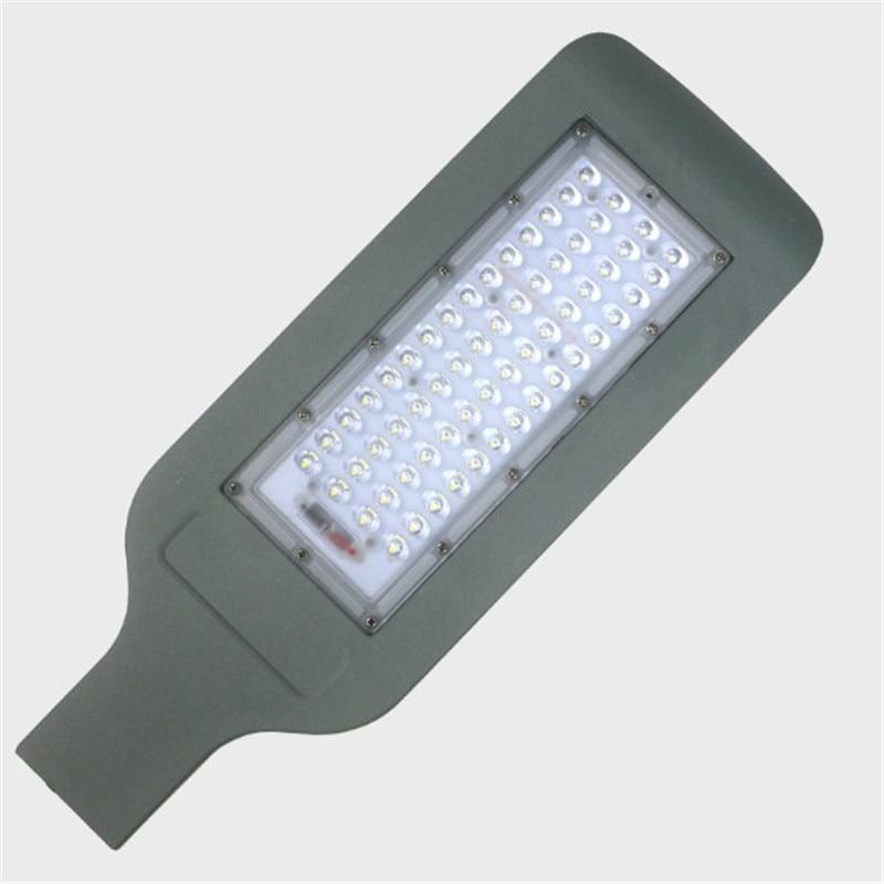 Econômico LED lâmpada luz de rua LEVOU estrada luz 60 40 30 w w w 100 w 120 w 150 w IP65 10 pcs à prova d água ao ar livre iluminação 220 v 110 v