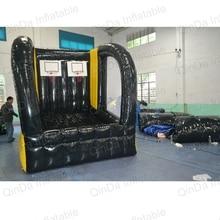 4 m Long tir pratique gonflé but de Football gonflable terrain de Football porte Football formation plage jeu