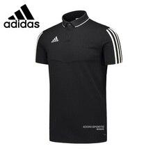 منتجات أصلية وصلت حديثاً ملابس رياضية رجالي ماركة أديداس تيرو19 بولو بأكمام قصيرة