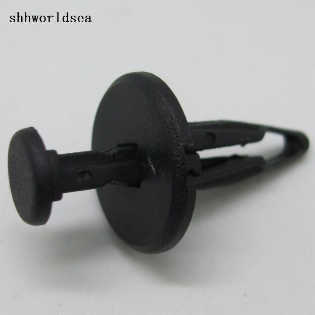 Shhworldsea 100 Uds sujetador de clip de plástico para coche para chry 6501925 para GM 1014407