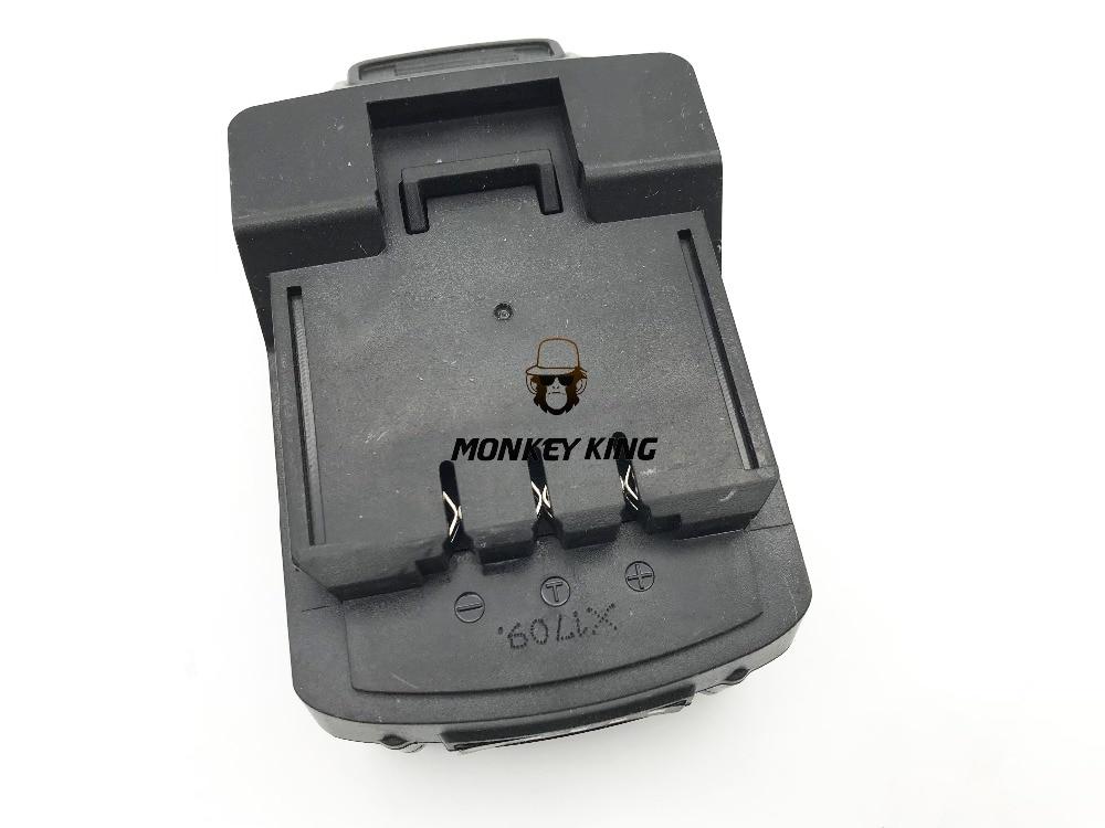 21V Li-Power Extreme Battery for brushless Cordless Dual Action Random Orbital Car Polisher 18v 400w 2800rpm enlarge