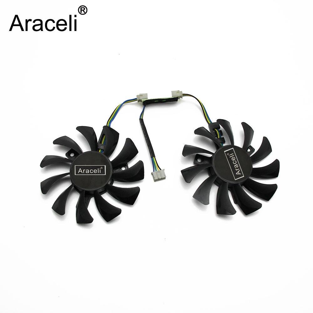 AliExpress - 75MM GA81S2U GA81O2U 40mm GTX970 Cooler Fan Replacement For ZOTAC GTX 660Ti 650Ti BOOST GTX 970 Graphics Card Cooling Fan