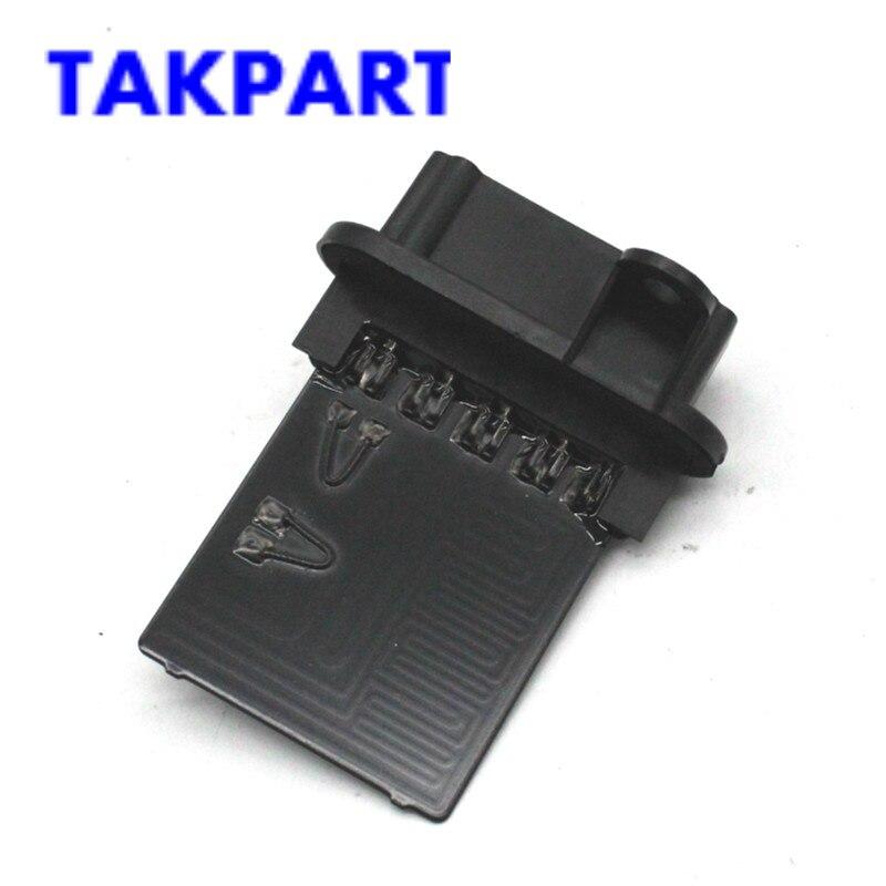 TAKPART SmartSense/Aquecedor Blower Motor Resistor Pack Para Jeep Cherokee/Liberdade/Wrangler 05066552AA, 929433R 05139719AA