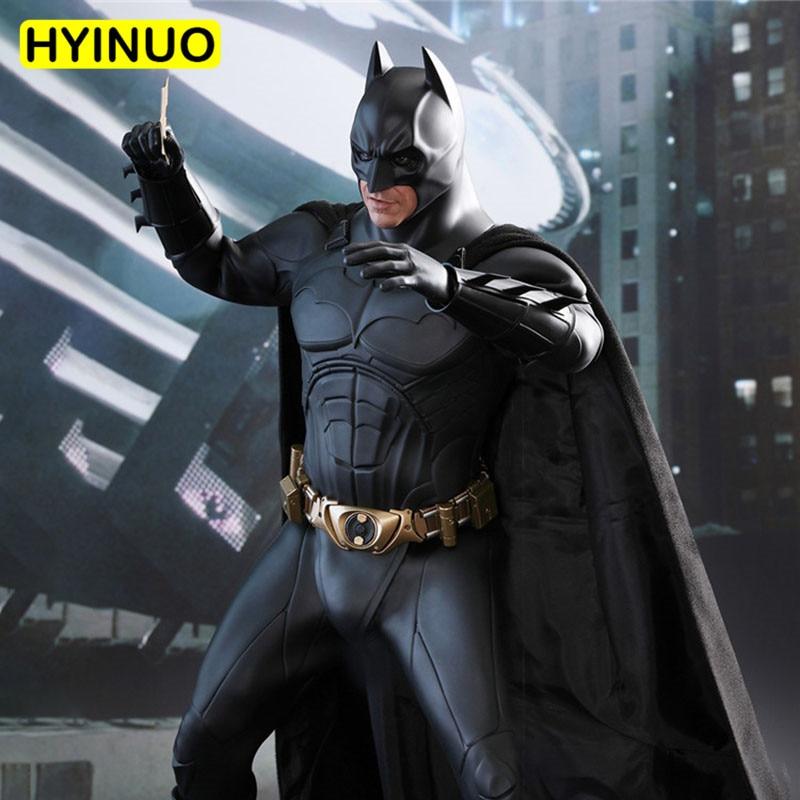"1/4 Scale QS009 Batman Begins Men Batman Male Tights Ben Big Ben Clothes Clothing Set F 12"" Action Figure Body Doll Toys"