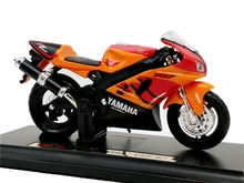 Maisto – moto Yamaha YZF-R7 118, modèle moulé sous pression