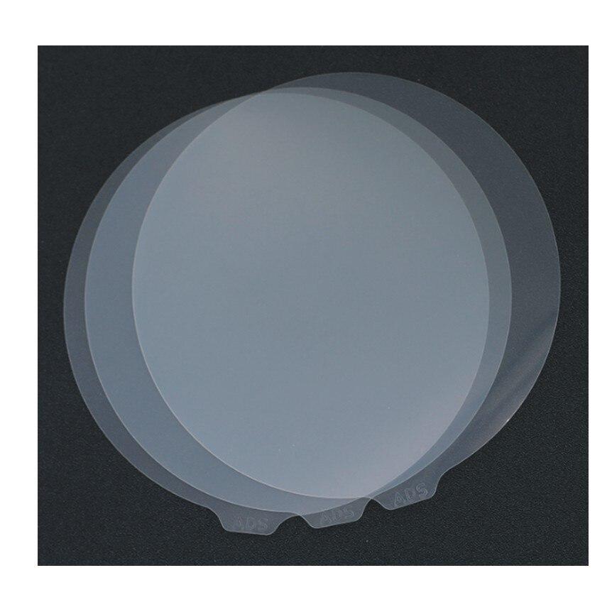 100 Uds. Película de pulido de anuncios de fibra óptica/papel para pulir anuncios de fibra óptica/materiales y herramientas de línea de producción de fibra óptica