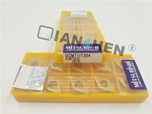 Mitsubishi 10pcs/lot DCMT11T302 04 08 US735