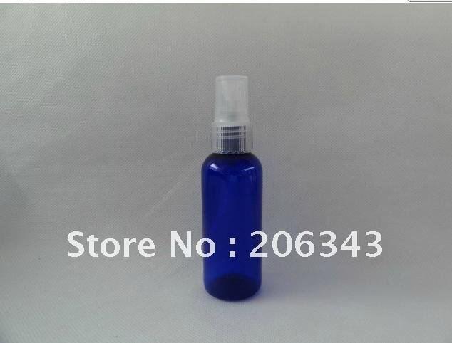 60ml blue transparent spray bottle or lotion bottle or toilet water bottle