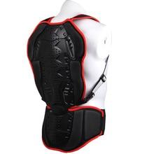 Protection darmure arrière MOTOCROSS   Combinaison de corps pour moto, colonne de moto