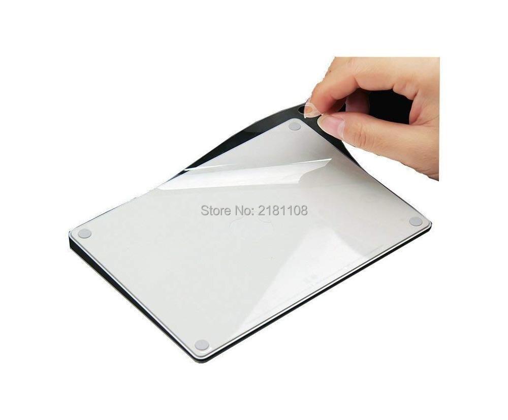 Ультратонкий Мягкий защитный чехол для Apple Magic Trackpad 2 (MJ2R2LL/A)-Прозрачный