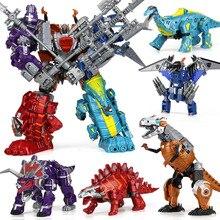 Figurine Hasbro transformée jouet roi Kong Robot dinosaure hégémonie tyrannosaure Rexrostar équipe de sauvetage modèle garçon cadeau