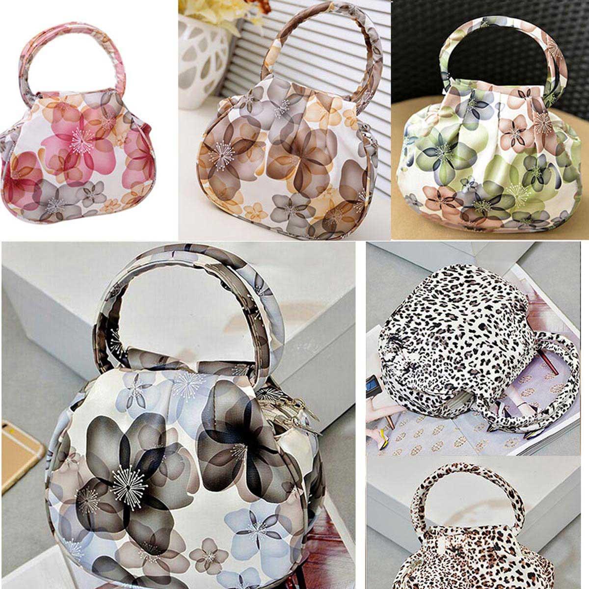 New Fashion Vintage Women Coin Purse Clutch Wristlet Wallet PU Bag Phone Keys Makeup Cards Holder Tote Best Sale-WT