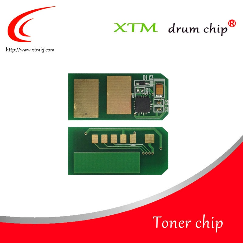 2,5 K Toner chip reemplazar 44992402 de 44992404 para OKI B401 MB441 MB451 restablecer cartucho de impresora láser