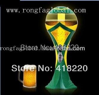 Новинка 2020 диспенсер для пива с футбольной башней cerveja torre дистрибьютор de Cerveja Brasil
