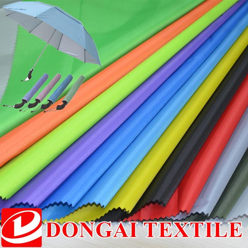 Размер 1 метр цена 1,5 метра ширина легкой водонепроницаемой ткани тент зонтик ткань
