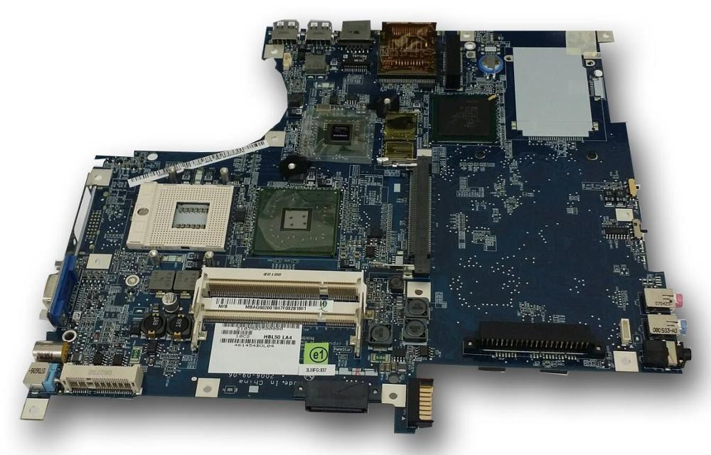 Placa base no integrada MB.AXY02.005 para portátil Acer aspire 3690, 5610, 5610Z,...