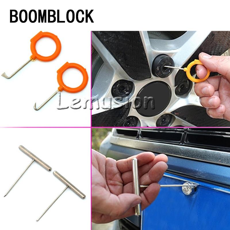 BOOMBLOCK 12 unids/set de herramientas de instalación de paneles de diseño para Opel Astra H G J Volvo S60 V70 XC90 XC60 Citroen C5 C4 C3 Subaru