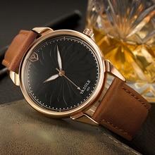 2020 YAZOLE Men Top Brand Watches Luxury Leather Mens Watch Men Watch Fashion Wrist Watch Clock erkek kol saati reloj hombre
