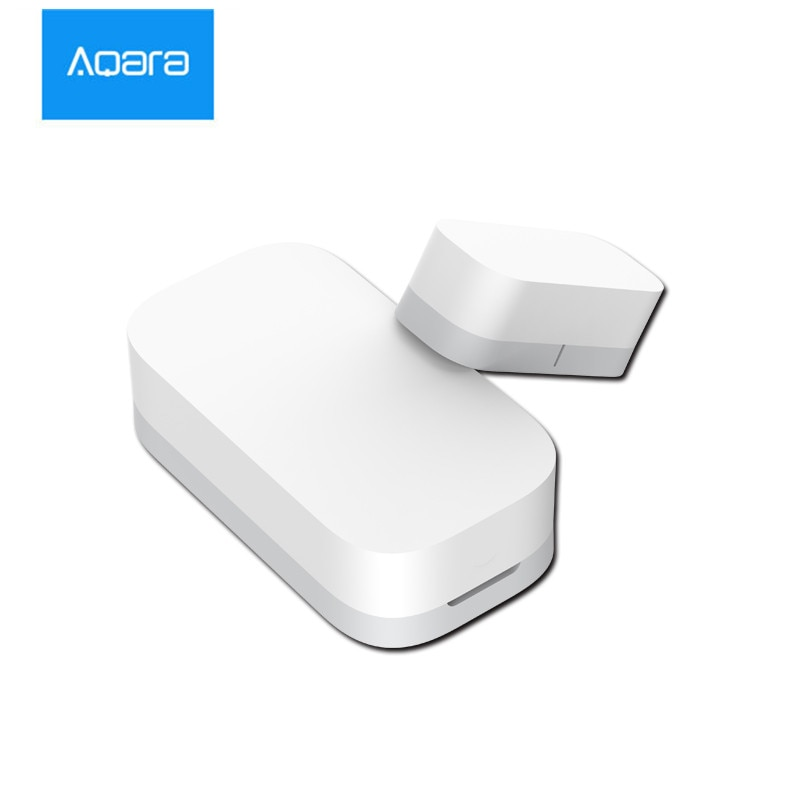 [Aktualisiert Verison ]AQara Smart Fenster Tür Sensor ZigBee Drahtlose Verbindung Multi-zweck Arbeit Mit Android IOS APP