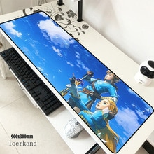 zelda mats 900x300x3mm big gaming mouse pad big keyboard mousepad Halloween Gift notebook gamer accessories padmouse mat