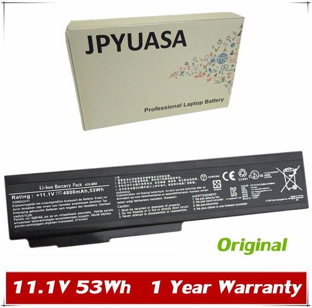 7XINbox 11.1V 53wh 4800mAh Bateria Para ASUS A32-M50 A32-N61 A33-M50 N61 N61J N61D N61V N61VG N61JA N61JV M50 M50S M50SV M50Sr
